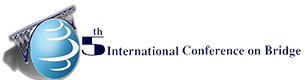 International Conference on Bridges Logo